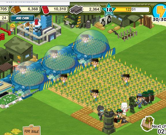 terraria how to create gold farms