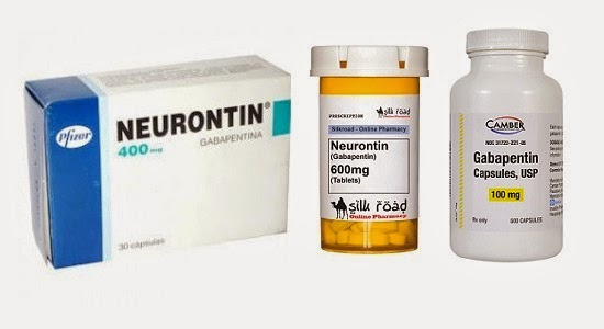 Neurontin Side Effects Speech