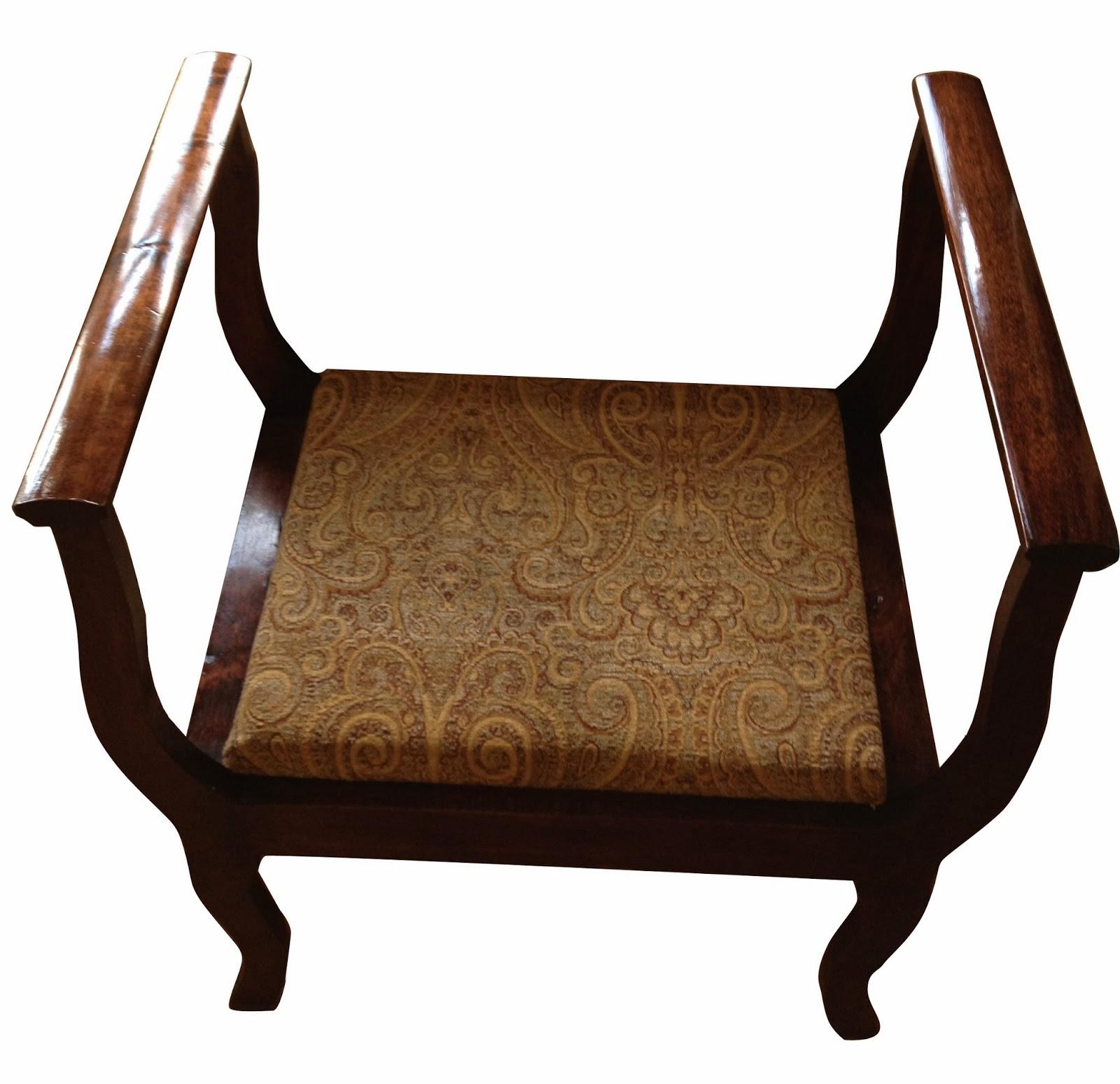 Finale Furniture Restoration Services, LLC: Antique Window Bench