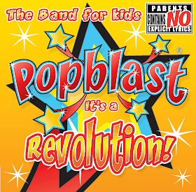 New Popblast CD