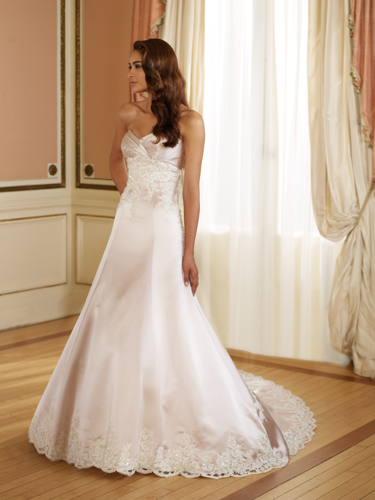 Very modest wedding dresses flower girl dresses for Very cheap wedding dress