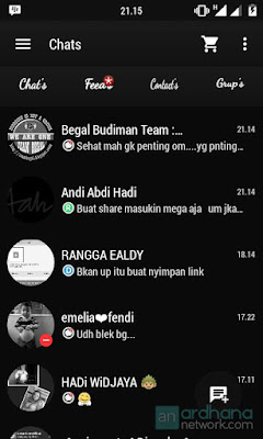 Preview BBM Black V2.10.0.35