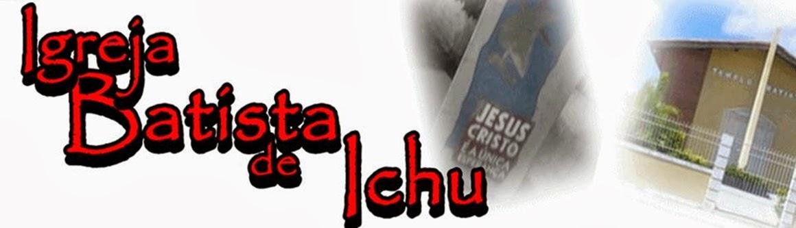 Igreja Batista de Ichu