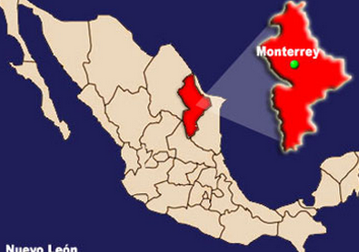 Where is Monterrey Mexico?