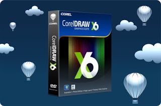 Software CorelDraw Graphics Suite X6