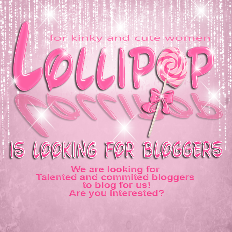 ! Lollipop ! Blogger App