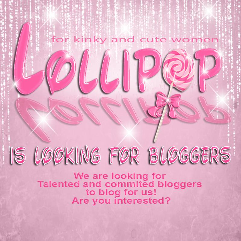 ! Lollipop ! Blogger App