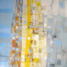 Babel en été - 100 x 100 cm - 2006