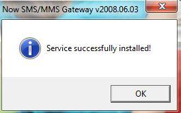 Membangun SMS Gateway di Windows dengan NowSMS
