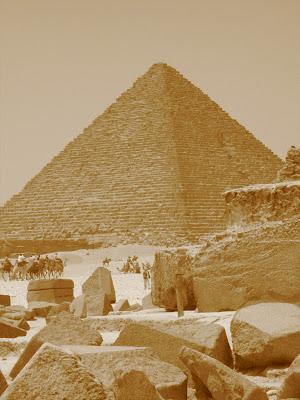 Giza Piramidi Egitto