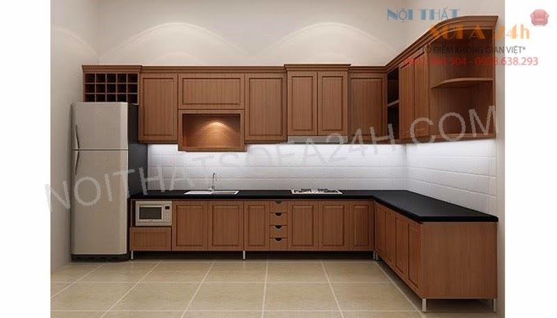 Tủ bếp TB028