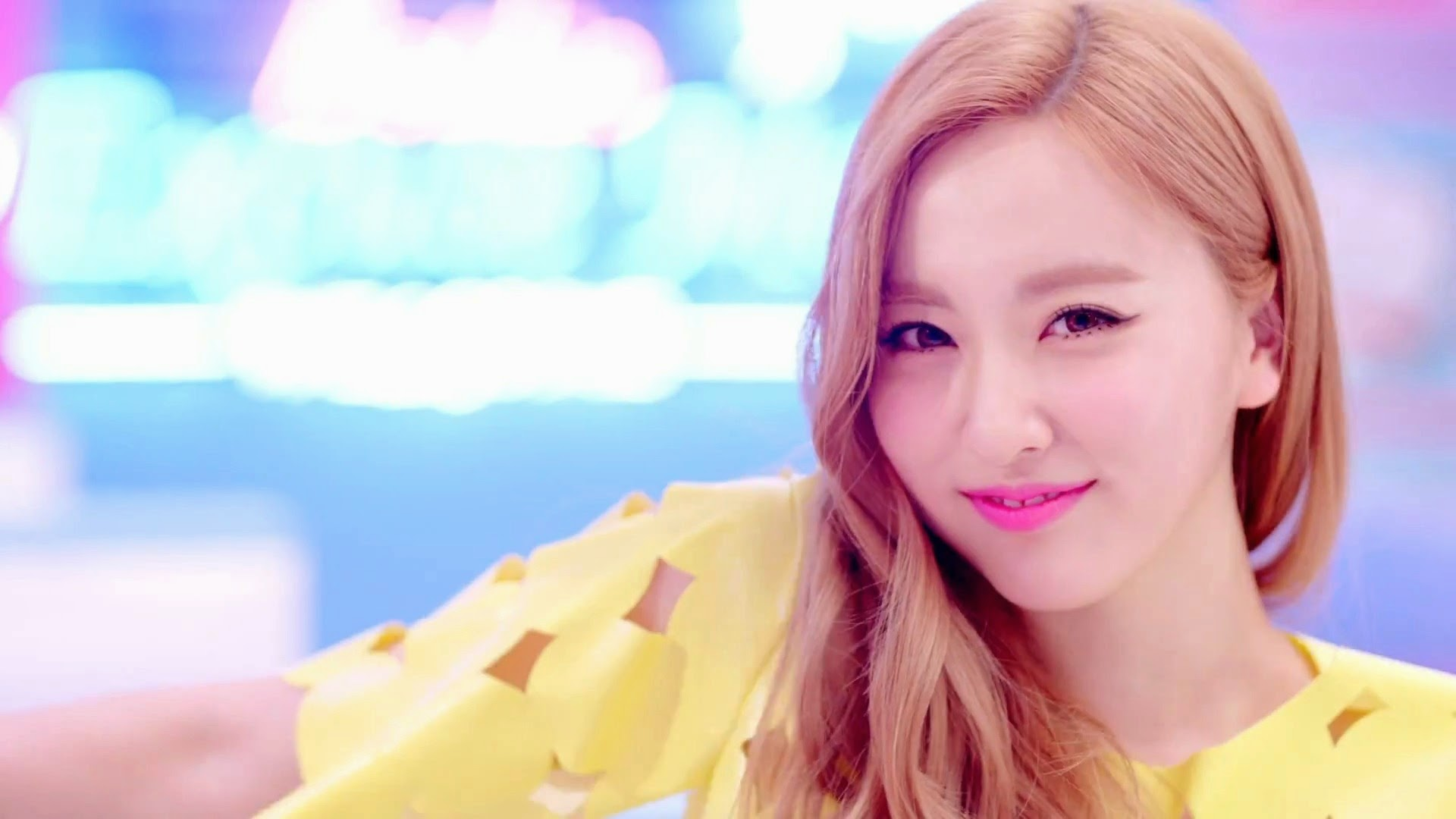 Bestie's Haeryung from Excuse Me Teaser