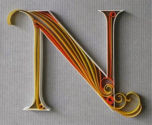 14-N-Quilling-Illustrator-Typographer-Calligrapher-Paper-Sculptor-Sabeena-Karnik-Mumbai-India-Sculptures-A-to-Z-www-designstack-co
