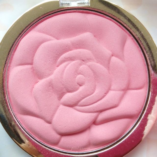 MILANI Rose Powder Blush Bella Rosa Review