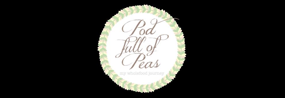 Pod full of Peas