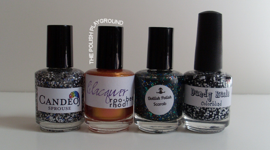 Candeo, Lilacquer, Dolish Polish, Dandy Nails
