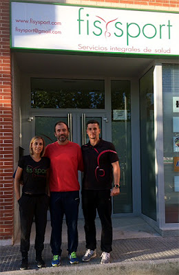 Club Tenis Aranjuez y Fisysport