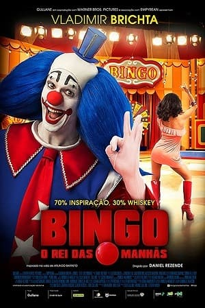 Bingo - O Rei das Manhãs HD Filmes Torrent Download capa
