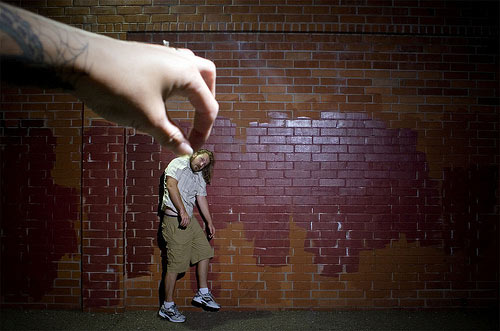 Mind Blowing Illusion Photography