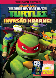 Baixar Filme As Tartarugas Ninjas: Invasão Kraang (Dublado) Online Gratis