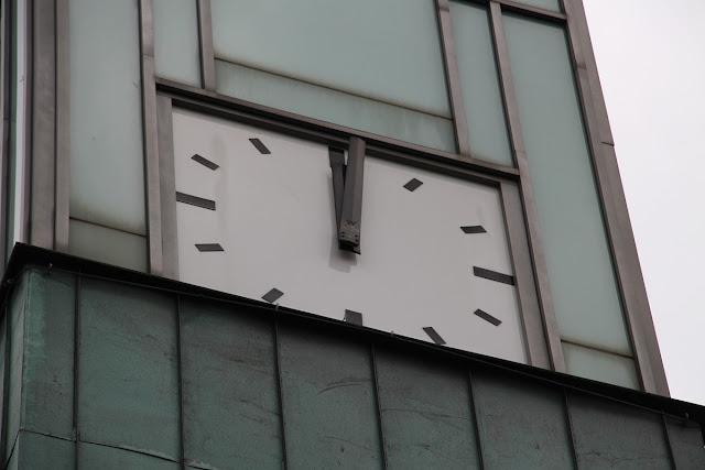 Reloj de Herriko Plaza