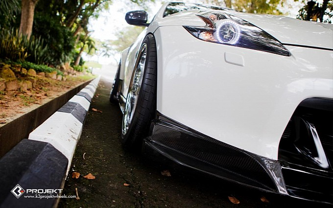 Nissan 370Z Touring Modified by K3 Projekt