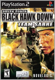 download Delta Force Black Hawk Down Team Sabre PS2