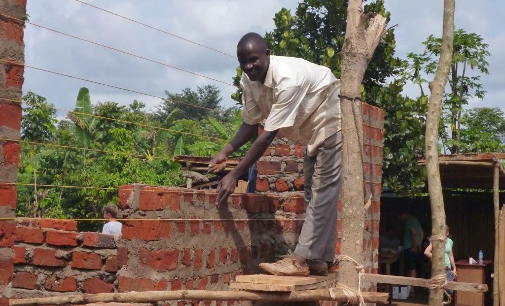 4 - Charles, prediker en bouwvakker