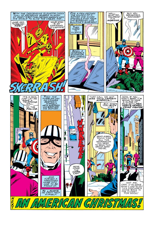 Captain America (1968) Issue #291 #207 - English 23