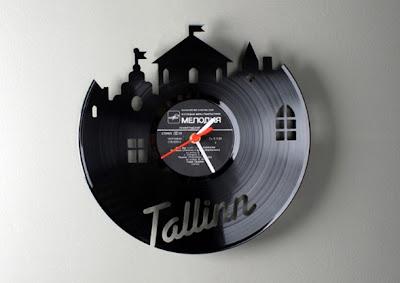 reloj decorativo