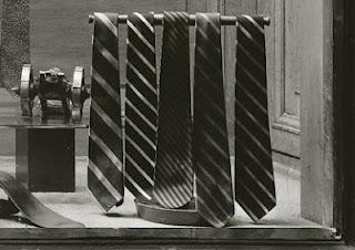 Pierwwsze krawaty w paski braci Brooks