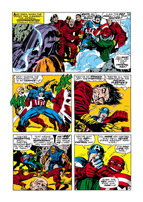 Captain America (1968) Issue #101 #15 - English 15