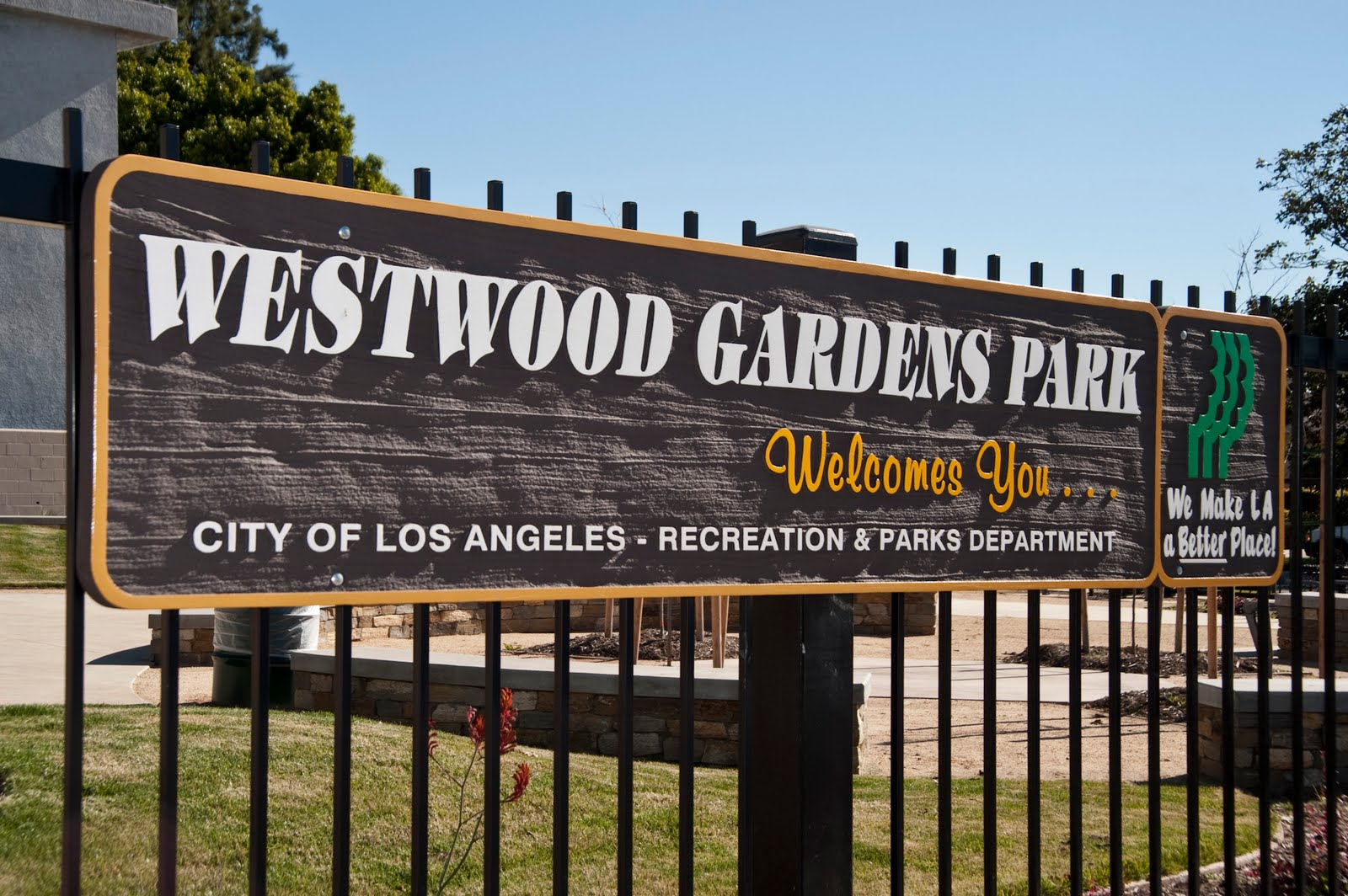 La parks news and information february 2011 for Westwood park