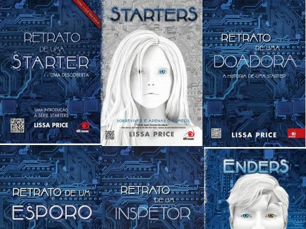 Download: Contos gratuitos de Starters e Enders, Lissa Price e Editora Novo Conceito [Atualizada com mais links]