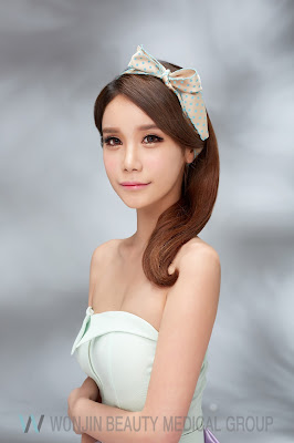 Korean Best Face Contouring, Forehead Augmentation