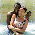 Former Beauty Queen, Adaeze Igwe Yobo and husband Joseph Yobo are celebrated 5th wedding anniversary