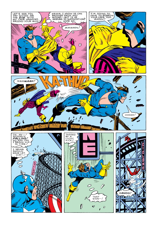 Captain America (1968) Issue #309 #237 - English 21