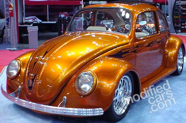 Modified VW Beetle 1969 Pictures