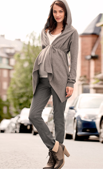 moda para embarazadas otoño invierno 2011 2012