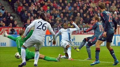 Xem lại đầy đủ trận Bayern Munich vs Man City