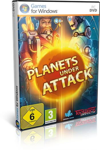 Planets Under Attack PC Full Español Theta Descargar 1 Link 2012