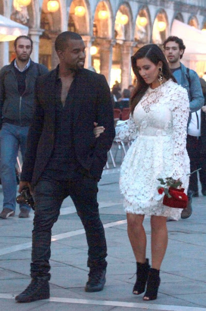 Kim Kardashian is pregnant for Kanye