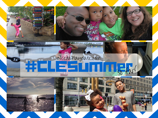 Our Cleveland Summer (so far) in Photos!   #CLESummer #ThisisCLE