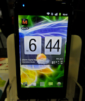 handphone android cyrus one, kelebihan dan keunggulan hp cyrus one ics