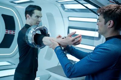 Star Trek Into Darkness Movie Clip