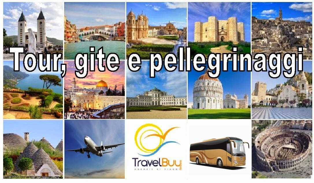 TOUR, GITE E PELLEGRINAGGI da Cosenza/Rende/Montalto Uffugo (e provincia)