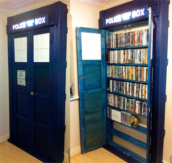 Dont Know What A TARDIS Is Youre Not Dr Who Fan Time Machine And Spacecraft In The Doctor Series