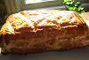 Mushroom Nut Roast in Puff Pastry
