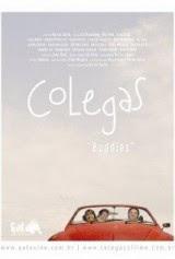 Colegas (2012) comedia de Marcelo Galvão