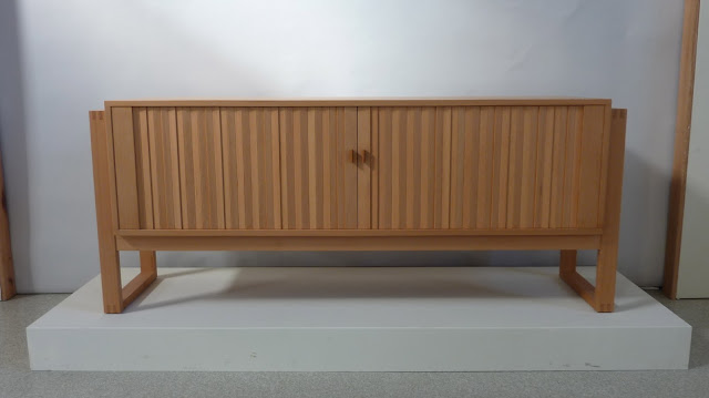 Killscrow, Darrick Rasmussen furniture, Douglas Fir sideboard